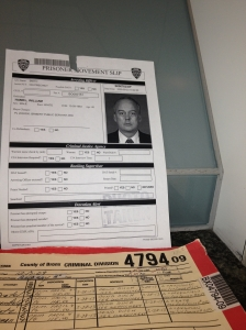 Mug shot and plead of guilty by notorious criminal William Hamel, courtesy of World-News-Media