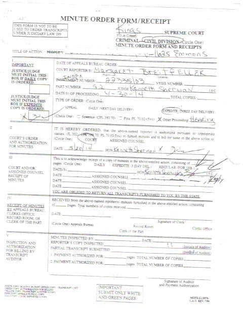 4-28-15 MInutes transcript 2014 Margie brietfeller sherman signed name crossed out28042015